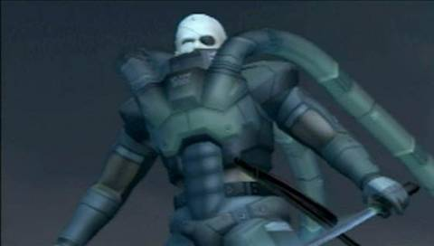 Solidus with his snake arms exoskeleton