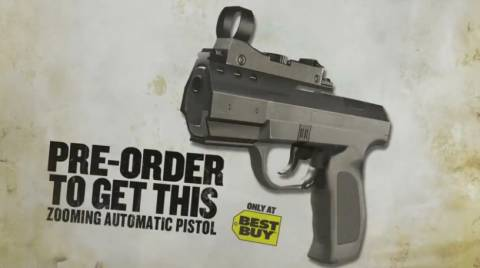Pre-order Walther P99 pistol