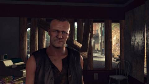 The stories of Daryl and Merle are fleshed out a bit in Survival Instinct, but not in a particularly meaningful or entertaining way.