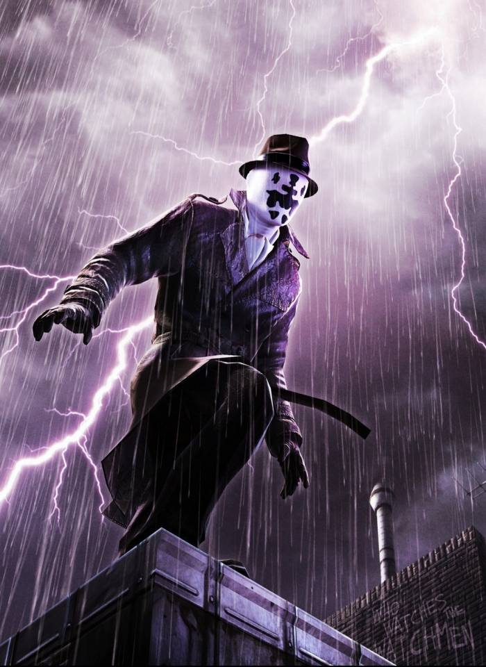 Ill no rorschach quotes watchmen whisper Watchmen Quotes