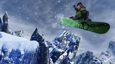 SSX is every bit the glorious mess the previous entries in the series were. Albeit with a few extra quirks that make it messier than usual.
