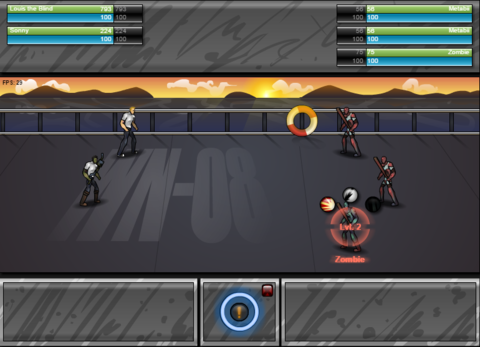 The original game released in 2007 in Flash.