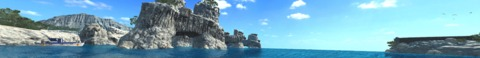 Rocky cliff side next to a beautiful Greek city