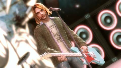 Who would've pegged Cobain as a big Blink-182 fan?
