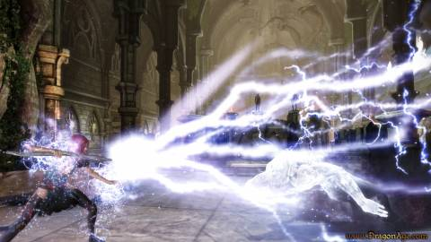 Mages command a large array of powerful spells