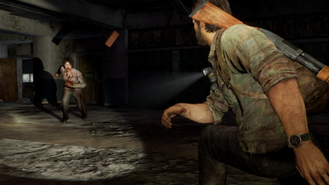 Some infected can't detect light, giving you a tiny advantage.