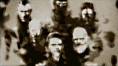 Cobra Unit portrait.