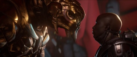 The Arbiter and Spartan Locke 2558