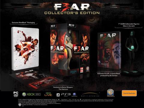 F.E.A.R 3 Collector's Edition