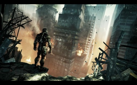 The Nanosuit is a big part of the story in Crysis 2