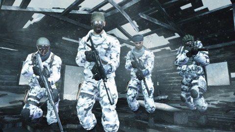 New Special Forces, Russian Spetsnaz in the new Area of Operation