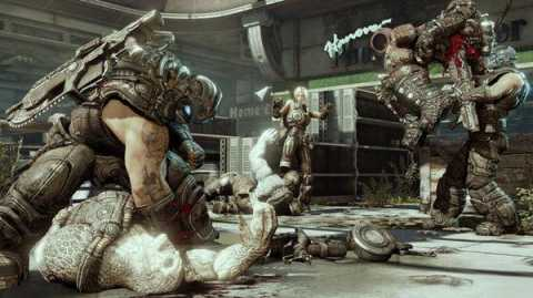 Gears of War 3 Multiplayer