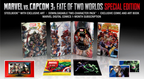 Contents of the Special Edition