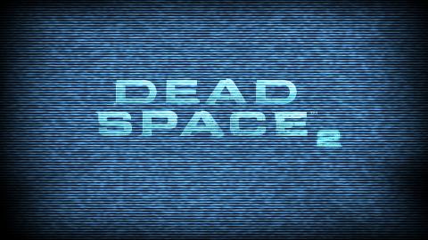 Dead Space 2 title card.