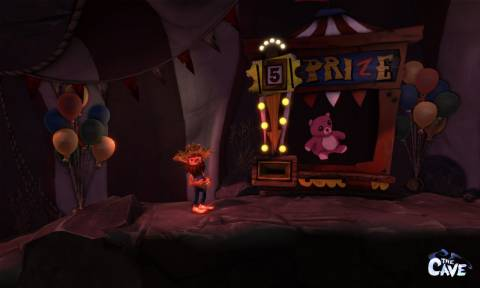 The art and comedy of The Cave certainly fit snugly into the traditions of the Double Fine catalog. It's just not their most engaging work.