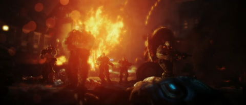 Those awaiting details on Gears of War: Judgment will be waiting a bit longer. The trailer at the conference illuminated little.