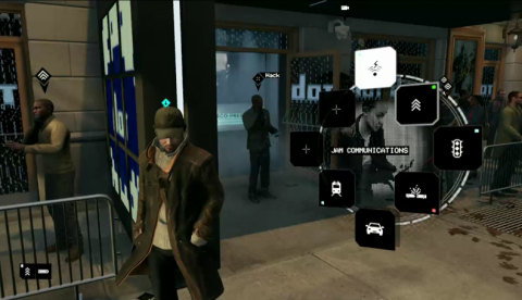 Watch Dogs came out of nowhere and floored the audience with an incredibly impressive demo.