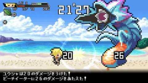 A battle in Hero 30 mode.