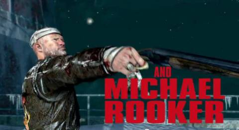 Rooker in Call of the Dead