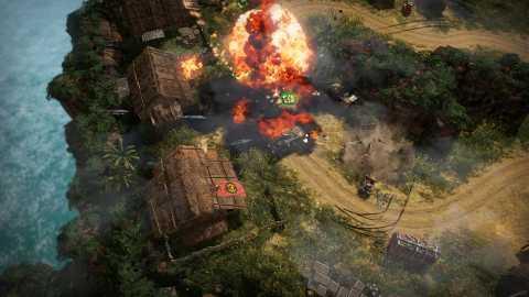 Avalanche Studios make great explosive games.