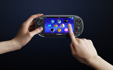 Vita launched last month in Japan, and releases everywhere else next month.