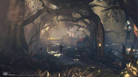 Earth No More has a War of the Worlds vibe, with a mysterious outbreak infecting the environment.