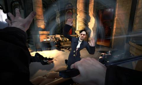 Unlike other games of its type, Dishonored gives you countless options in the middle of combat.