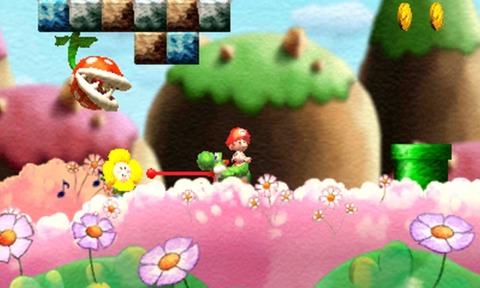 Like many 3DS games, it looks better on a real 3DS than it does in blown up screen shots, but it doesn't fix the art.