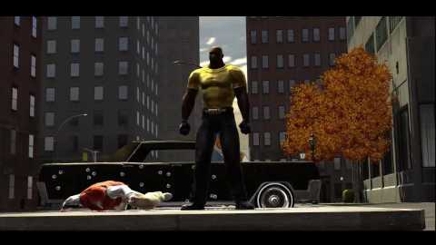 Luke Cage Is Not Amused
