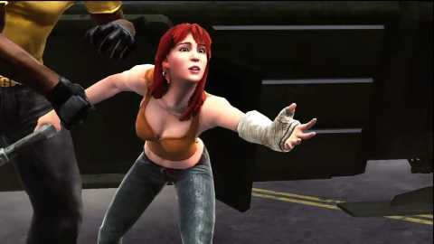 Mary Jane Solicitous