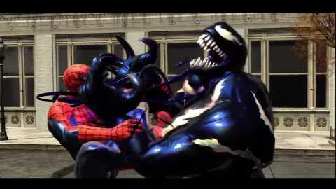 Venom Infects