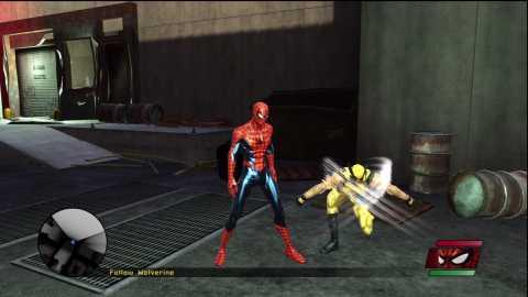 X-man X-Attacks