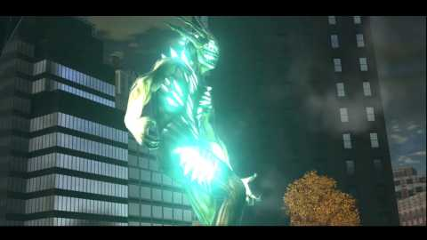 Electro Symbiote