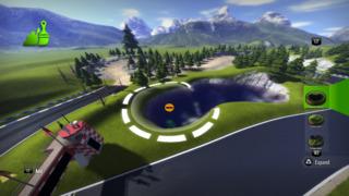 ModNation Racers' track editor
