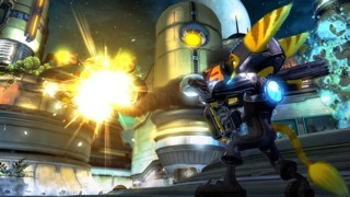 There's always that one dramatic, Photoshopped screenshot of the hero firing his gun. The one that never occurs in the game itself.