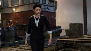 Agent Kuo's original appearance