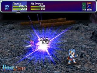 Combat in Star Ocean 2