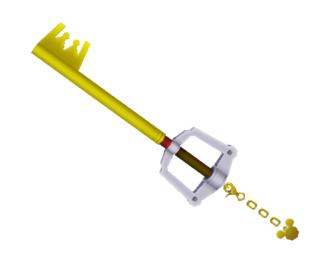 Mickey's Kingdom Key