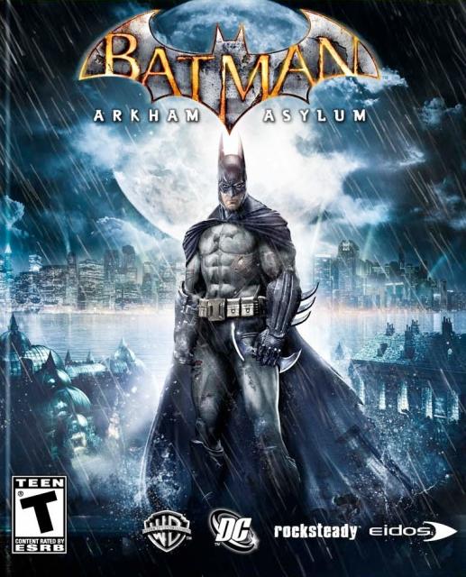 Batman: Arkham Asylum - 2009 Winner