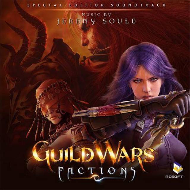 The Guild Wars: Factions Soundtrack