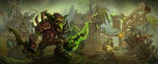 The second new race in Cataclysm, the Goblins