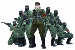 Raikov leading the GRU unit