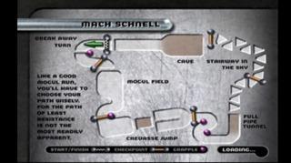 Mach Schnell course layout