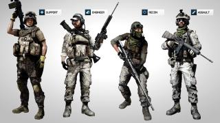 Class Lineup