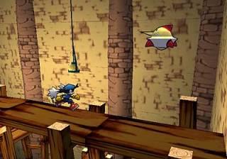 Klonoa 2: Lunatea's Veil Screen