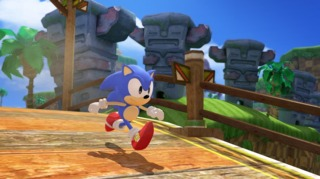 Welcome back to Green Hill Zone!