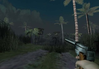 New to the Medal of Honor franchise are jungle based levels