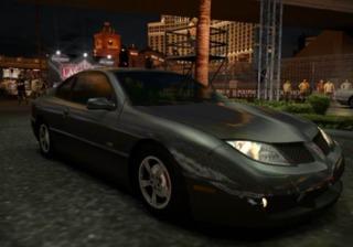 2002 Pontiac Sunfire GXP Concept