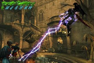 Dante in Devil Trigger