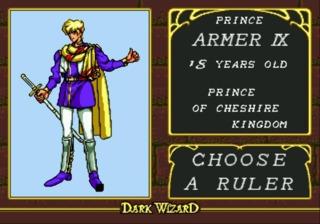 Armer IX - Lawful Prince